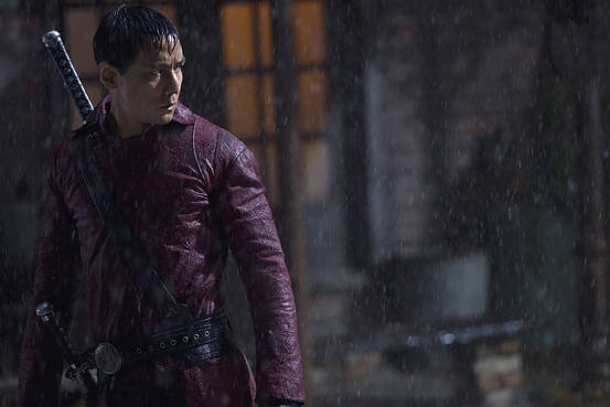 Daniel Wu's accidental return to Kung Fu with 'Into the Badlands'