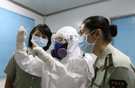 Beijing rules out suspected Ebola case