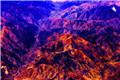 Turpan's Flaming Mountains: A firing dragon