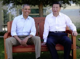 Xi, Obama hold second meeting on economic ties