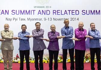 """解读总理老挝""""行程单""""的特别数字"""