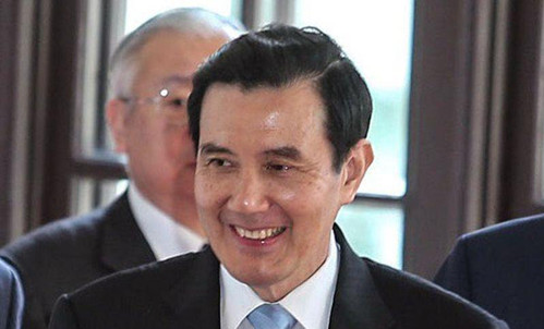 Ma Ying-jeou calls for consolidating consensus of one-China principle