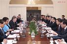 Chinese premier, New Zealand
