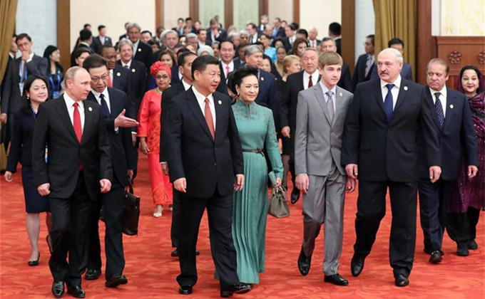 Xi calls for renewing Silk Road spirit at Belt and Road Forum welcome banquet