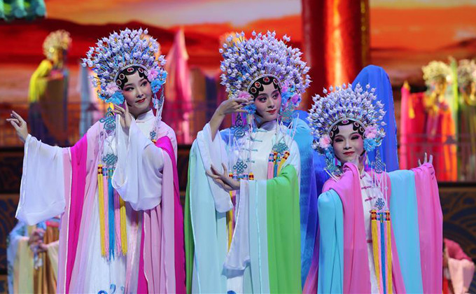 Evening gala for 2017 BRICS Summit held in Xiamen
