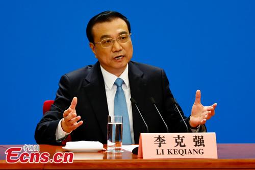 Highlights of Premier Li