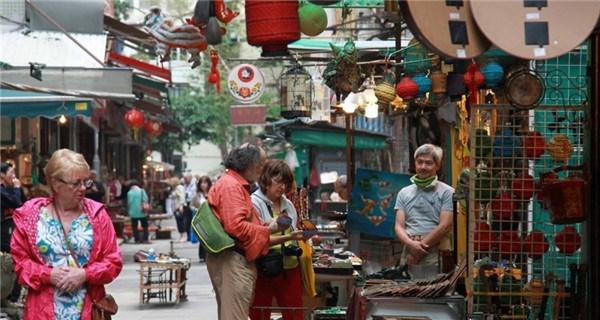 A piece of Hong Kong: Street spirit