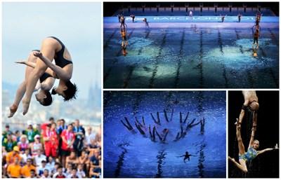 Swimming Worlds Barcelona