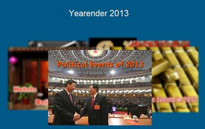 Year-ender 2013