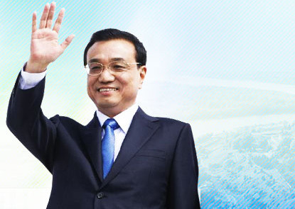 Chinese premier's 3-nation visit