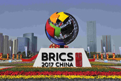 BRICS Summit 2017 in Xiamen
