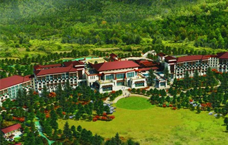 Hilton opens luxury resort with golf course in fast-growing Tibet