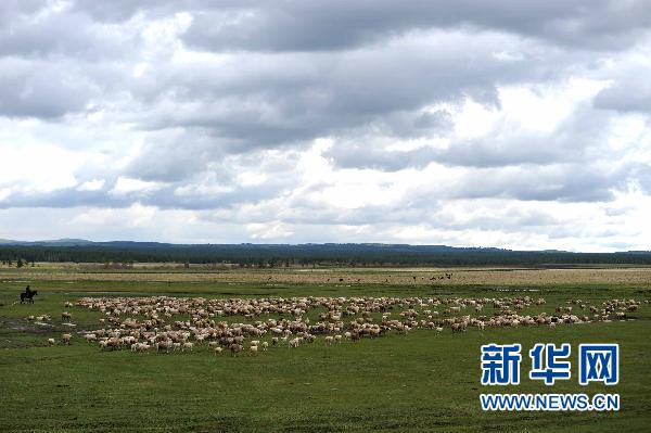 A visit to the steppes in the far north of China offers an enthralling cultural experience