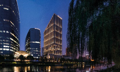 The Bulgari Hotel Beijing opens