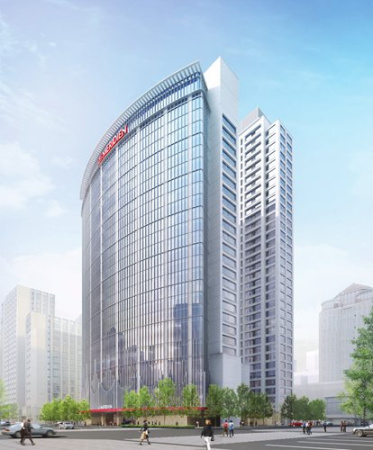 Le Méridien Hotels & Resorts debuts in Shenyang