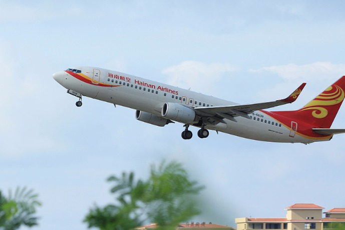 Airlines help passengers get home from Hainan