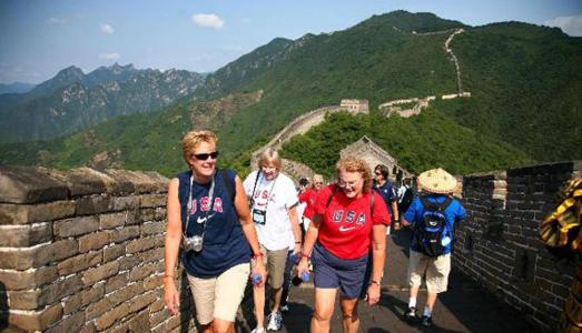 Integration notches up experience of tourists in China