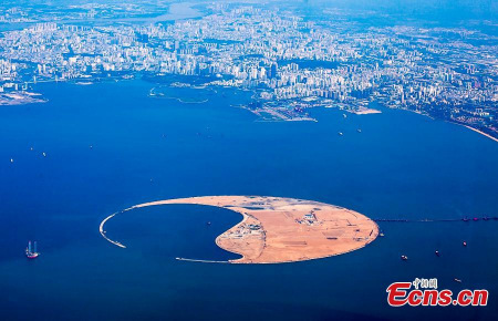 Hainan to open new round-island tourism waterway by 2020