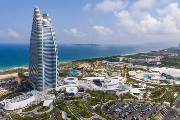 Atlantis resort debuts in Hainan