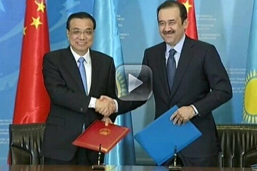 China ready to boost practical co-op with Kazakhstan