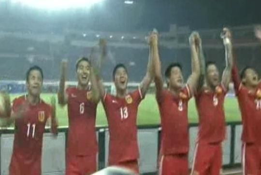 China enters final stage of Asia qualifiers after 15 yrs