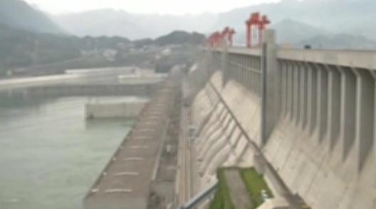 Three Gorges Dam braces for flooding on Yangtze