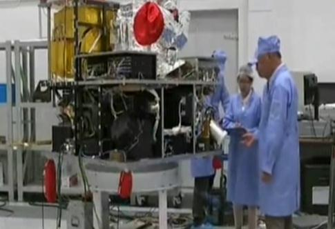 China to launch 1st quantum communication satellite