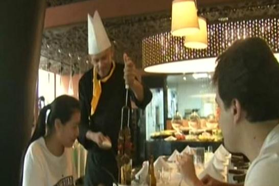G20 Kitchen: Bom proveito! A taste of Brazil in Beijing