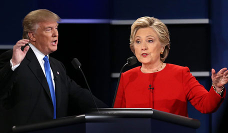 China becomes hot topic during Trump, Clinton debate