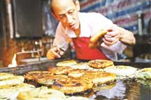Renowned Shanghai scallion pancake shop shut down