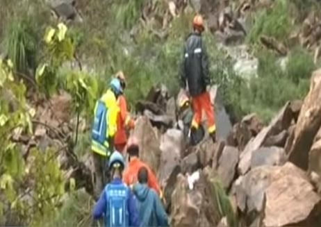 More than two-dozen still missing in east China landslide