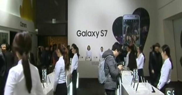 Sales of Galaxy Note 7 halted in China