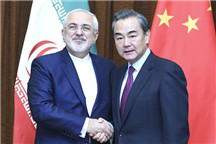 China, Iran cement all-round strategic partnership