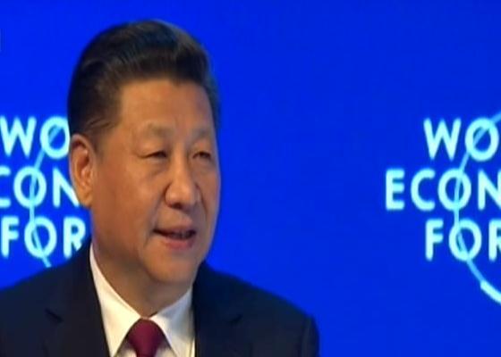 Xi: Globalization shouldn