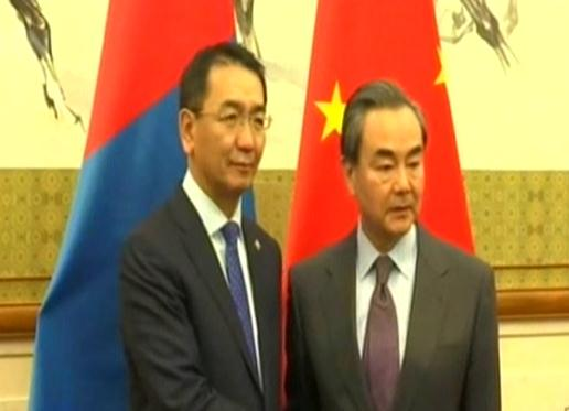 Mongolian FM reaffirms commitment to