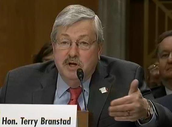 Branstad expected to be U.S. ambassador to China after convincing in Senate hearing