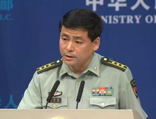 China's defense ministry: U.S. navy patrol not conducive to peace in S.China Sea