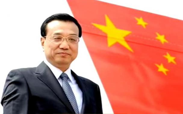 Chinese Premier Li arrives in Berlin for official visit