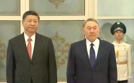 China, Kazakhstan elevate relationship and release joint statement