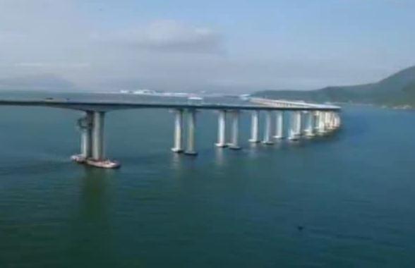 Hong Kong-Zhuhai-Macao Bridge: A game changer for the Pearl River Delta