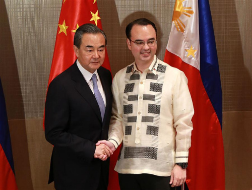 China ready to be Philippines' most 'sincere cooperation partner'