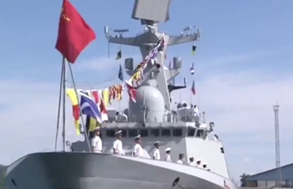 Are arms the answer to lasting peace between China and the Philippines?