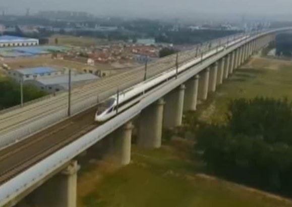 New high-speed railway to link Xiongan new area, Hong Kong in the future