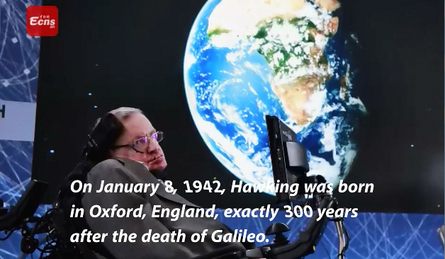 Stephen Hawking, a life in stories