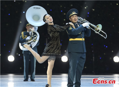 SCO member countries hold first military band festival