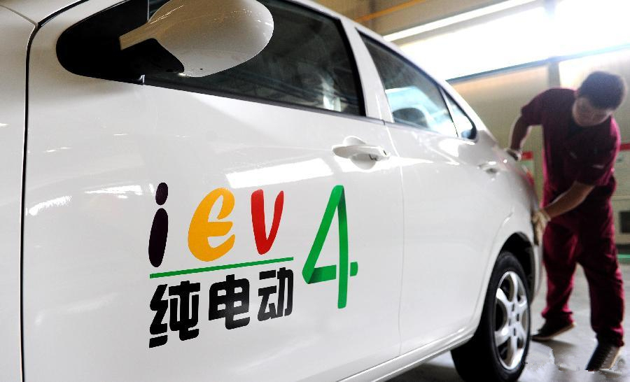 China to exempt new energy cars purchase tax from Sept 1