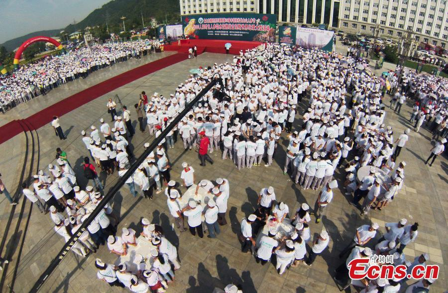 New world record set for most people cooking simultaneously