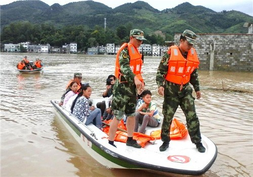 11 dead, 27 missing in SW China rainstorms