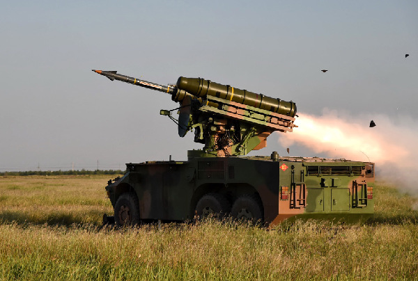 'Firepower-2014 Weibei'military exercise enters live-ammunition drill