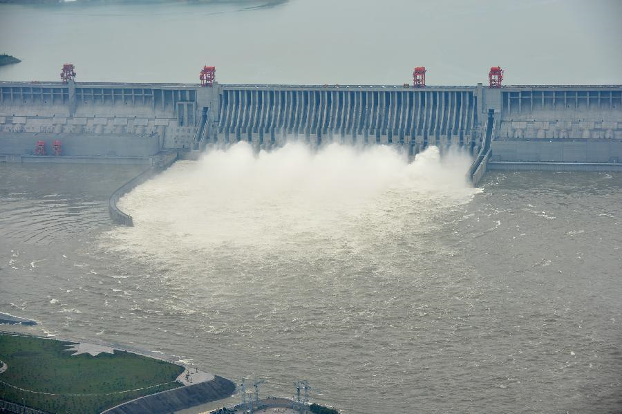 Three Gorges Dam starts new round of experimental impoundment